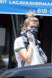 Ireland Baldwin Leggy in Hotpants - Grocery Shopping in LA 05/31/2020