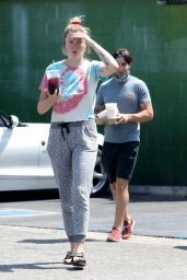 Ireland Baldwin - Out in Los Angeles 06/19/2020