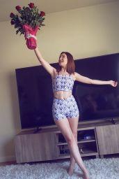 Ivana Baquero - Social Media Phots and Video 06/25/2020