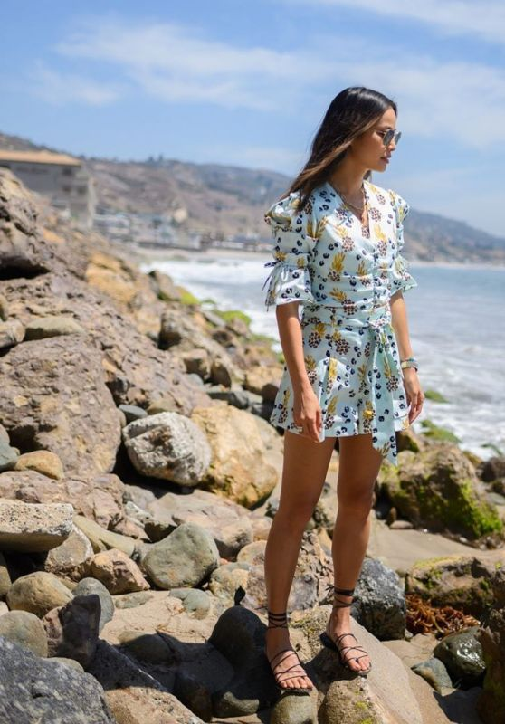 Jamie Chung Outfit 06/10/2020