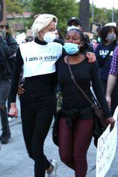 Jamie King - Protesting in Los Angeles 06/02/2020
