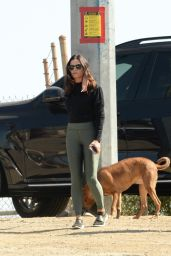 Jenna Dewan in Casual Outfit - Out in Los Angeles 06/18/2020