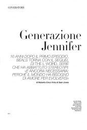 Jennifer Beals - D la Repubblica 05/30/2020 Issue