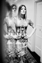 Jennifer Carpenter - Photoshoot for The Lab Magazine 2012
