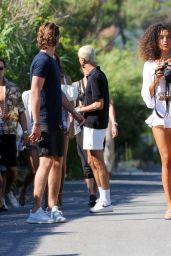 Jessica Aidi Summer Style - Saint-Tropez 06/08/2020