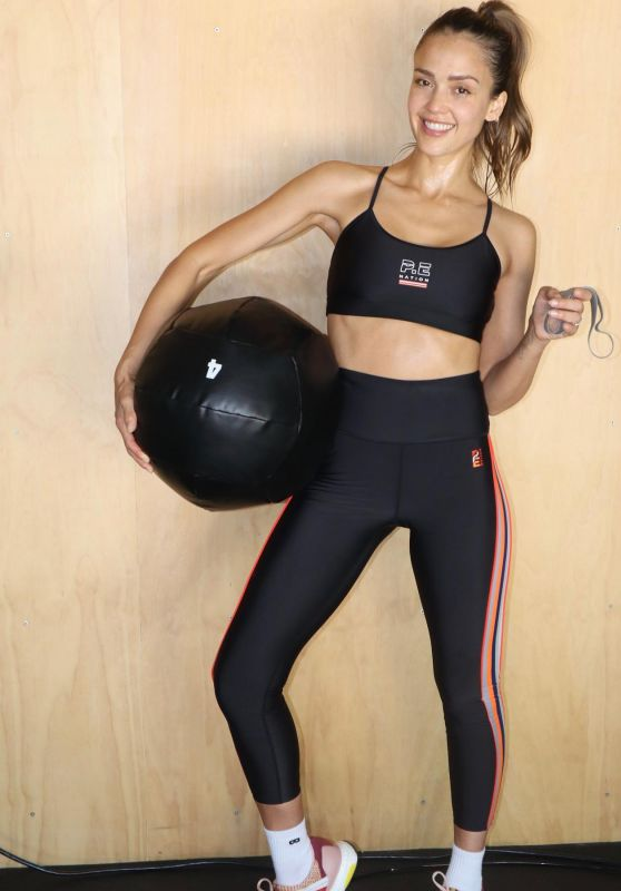 Jessica Alba - Social Media Photos and Video 06/30/2020