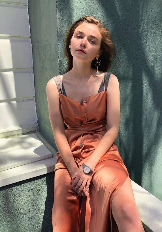 Jessica Barden - Wonderland Magazine Summer Issue 2020