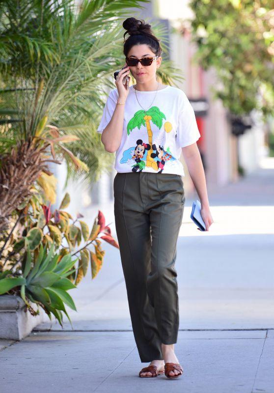 Jessica Gomes - Out in LA 06/11/2020