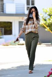 Jessica Gomes - Out in West Hollywood 06/17/2020