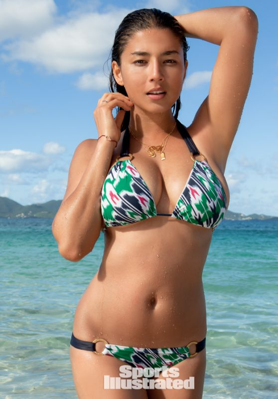 Jessica Gomes – Sports Illustrated Swimsuit 2011