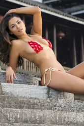 Jessica Gomes - Sports Illustrated Swimsuit 2013