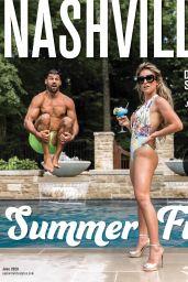 Jessie James Decker - Nashville Lifestyles June 2020 Issue