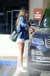 Jordana Brewster - Out in Los Angeles 06/13/2020