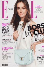Joséphine Le Tutour - ELLE Magazine Italy 06/06/2020 Issue