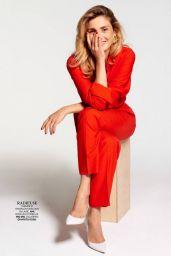 Julie Gayet - Madame Figaro 06/19/2020 Issue