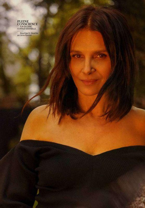 Juliette Binoche - Madame Figaro 06/26/2020 Issue