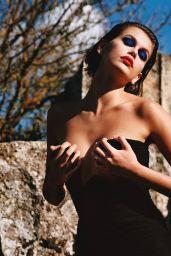 Kaia Gerber – Vogue UK June 2020 Photos