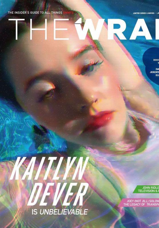 """Kaitlyn Dever - TheWrap """"Emmy Edition"""" 06/24/2020"""