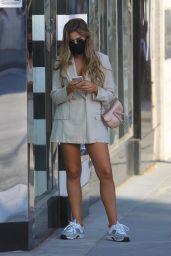 Kara Del Toro Street Style - Sephora in Beverly Hills 06/26/2020
