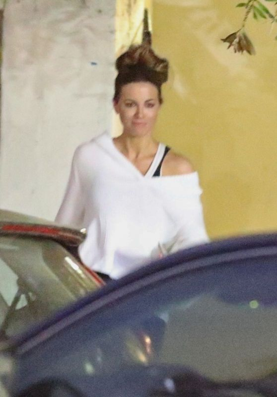Kate Beckinsale - In-N-Out Burger in LA 06/06/2020