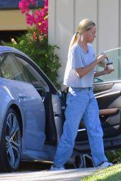 Kate Bosworth at McDonald