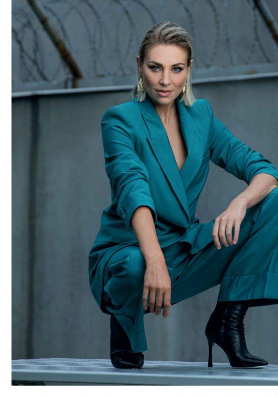 Kate Jenkinson - Foxtel Magazine July 2020 Issue