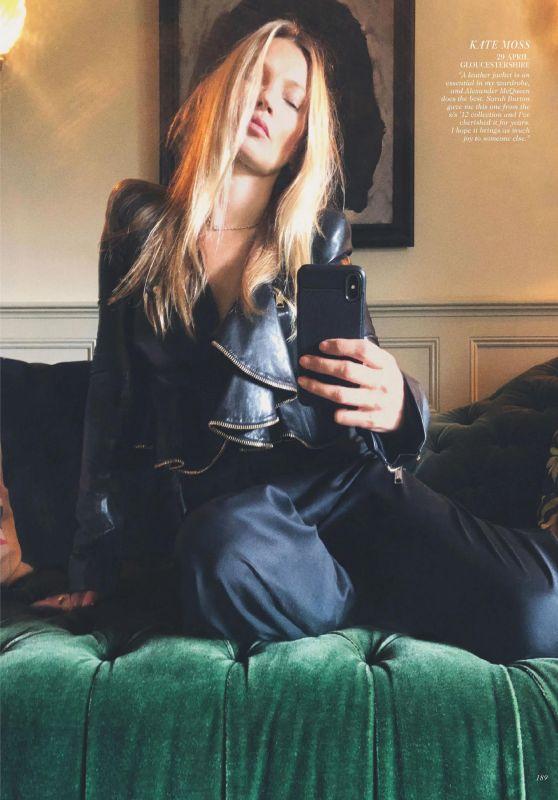 Kate Moss, Helena Christensen, Karlie Kloss and Joan Smalls - British Vogue July/August 2020