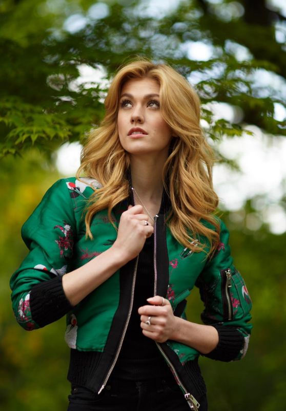 Katherine McNamara - Photoshoot June 2020