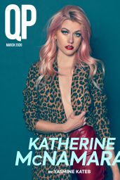 Katherine McNamara - QP Magazine 2020 Issue and Photos