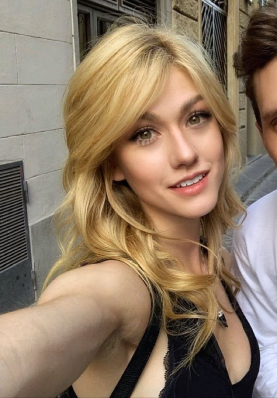 Katherine McNamara - Social Media Photos 06/08/2020