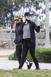 Katherine Schwarzenegger and Maria Shriver - Santa Monica 06/24/2020
