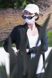 Katherine Schwarzenegger - Out in Santa Monica 06/15/2020