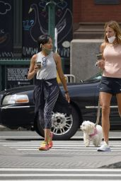 Kelly Bensimon - Out in NYC 06/18/2020