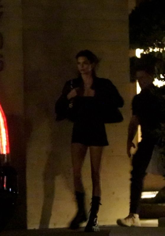 Kendall Jenner Night Out Style - Nobu Malibu 06/08/2020