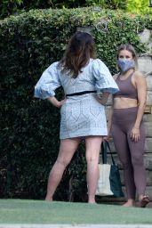 Kristen Bell - Out in Los Feliz 06/05/2020