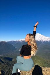 Lacey Spalding - Up in the Mountains May 2020