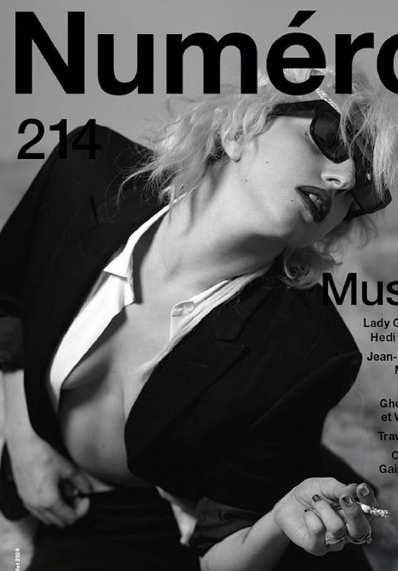 Lady Gaga - Numéro Music Issue 2020