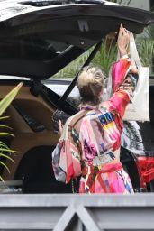 Laeticia Hallyday - Out in Santa Monica 05/31/2020