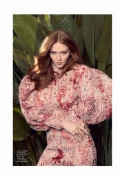 Larsen Thompson - HELLO! Fashion Monthly Summer 2020 Issue