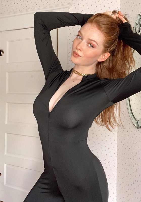 Larsen Thompson - Social Media Photos and Videos 06/18/2020