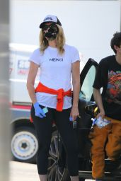 Laura Dern - Out in Brentwood 06/10/2020