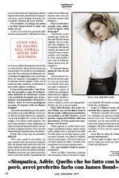 Léa Seydoux - GQ Italy November 2015 Photos and Issue