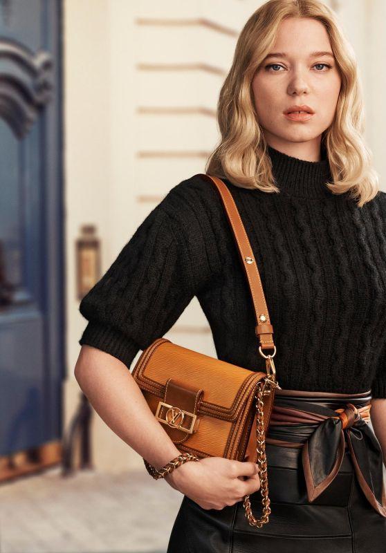 Léa Seydoux - Louis Vuitton Pre-Fall 2020