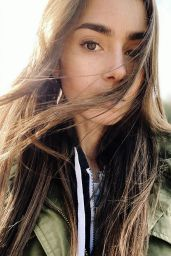 Lily Collins - Social Media Photos 06/17/2020