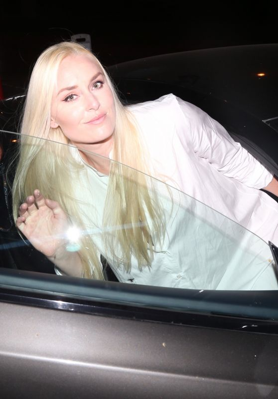 Lindsey Vonn - Out in Los Angeles 06/12/2020