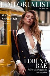 Lorena Rae - Editoralist Pre Spring 2020