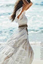Lorena Rae - ELLE Magazine Spain July 2020 Issue