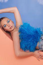 Maddie Ziegler - Morphe Brushes Imagination Collection 2020