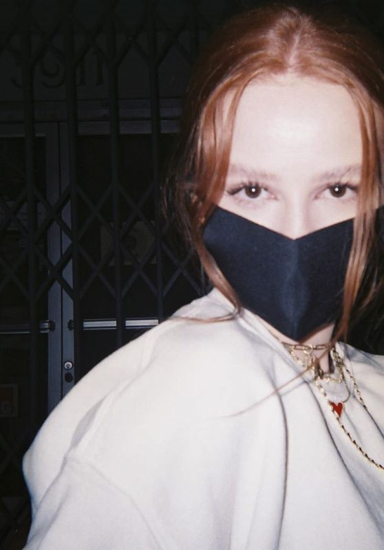 Madelaine Petsch - Social Media Photos and Video 06/26/2020
