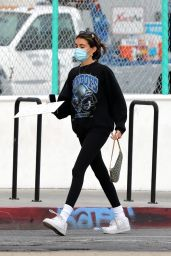 Madison Beer in Street Outfit 05/30/2020